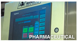 Universal Machine, Pharmaceutical Manufacturing Lines